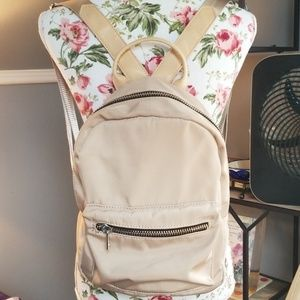 Handbags - Taupe backpack